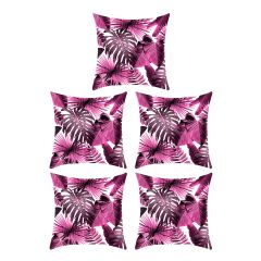 Digital printed designer multi color cushion cover(Code - 5CED0023)