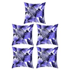 Digital printed designer multi color cushion cover (Code - 5CED0024)