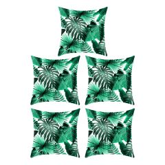 Digital printed designer multi color cushion cover (Code - 5CED0025)