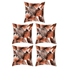 Digital printed designer multi color cushion cover (Code - 5CED0026)