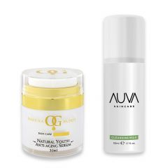Oceanic Gold Natural Youth Anti Ageing Cream & get Freebie as Cleansing Milk