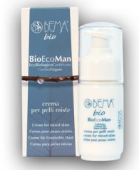 BEMA Cream for Mixed Skin -MEN (Made In Italy)50 ml