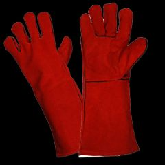 Vedika Creations Chrome Red Color Winter Hand Gloves(Code-VCRCWBG)