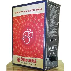 36 in 1 Mantra Chanting sloka / divine voice,pooja chanting box