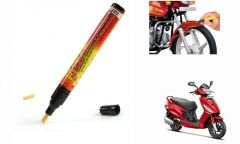 Spidy Moto Auto Smart Coat Paint Scratch Repair Remover Touch Up Pen For Hero Maestro EDGE