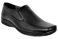 Ajeraa Men's Black Formal Shoes ( Code - Ajeraa-FormalShoes-002 )