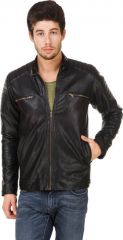 Ajeraa Men's Solid Full Sleeves Zipper Jacket (code - Ajeraa_american_crew_jacket04)