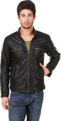 Ajeraa Men's Solid Full Sleeves Zipper Jacket (code - Ajeraa_american_crew_jacket12)