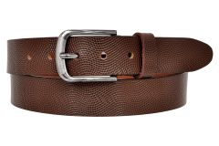 Gift Or Buy Mens Brown Leather Belt