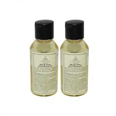 Khadi Pure Herbal Sweet Almond Oil - 100ml (Set of 2)