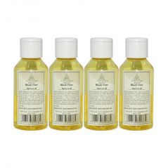 Khadi Pure Herbal Apricot Oil - 100ml (Set of 4)