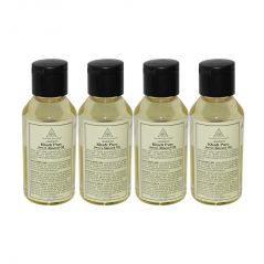 Khadi Pure Herbal Sweet Almond Oil - 100ml (Set of 4)