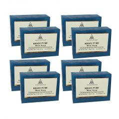 Khadi Pure Herbal Mint Soap - 125g (Set of 8)