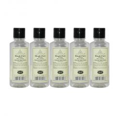 Khadi Pure Herbal Rose Water - 210ml (Set of 5)