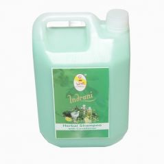INDRANI HERBAL SHAMPOO WITH CONDITIONER-1LT