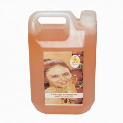 INDRANI ORANGE SHAMPOO WITH CONDITIONER-1LT