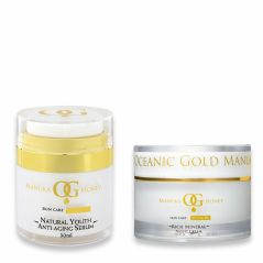 Oceanic Gold Natural Youth Anti Ageing & Rich Mineral Night Cream