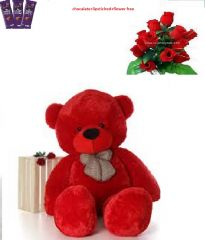 3.5 feet teddy bear cute