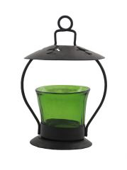 Heaven Decor Decorative Green Tealight Candle Holder