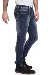 Mr.Stag Men's Classic Blue Denim Jeans (Code - JEANS NG003)