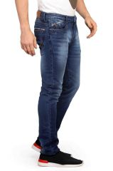 Mr. Stag Men's Midnight Blue Denim Jeans (Code - JEANS NJ001)