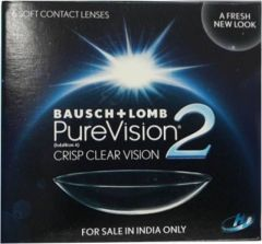 Pure Vision2 Monthly Disposable Contact Lens