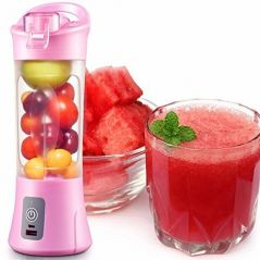 Ergode Juicer Cup - Mini Portable Juice Blender Maker Fruit Juicer Bottle 380 ml