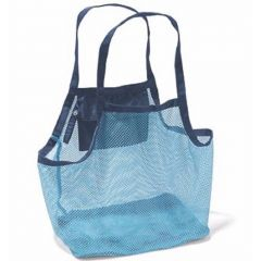 Gadgetbucket Large Mesh Tote Bag Clothes Toys Carry All Sand Away Beach Bag 18 * 12 * 18inch