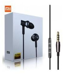 Xiomi Piston 5 In-Ear Earphone Pro high extra bass With Mic Volume Control Piston hybrid
