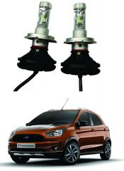 Trigcars Ford FreeStyle Car Glass Led Head Light