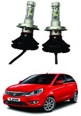 Trigcars Tata Bolt Car Glass Led Head Light