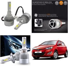 Trigcars Hyundai i20 New Car LED HID Head Light