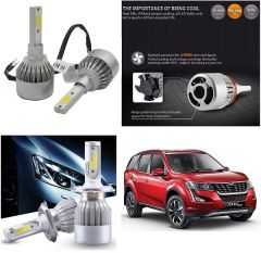 Trigcars Mahindra XUV 500 2018 Car LED HID Head Light