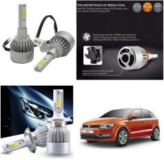 Trigcars Volkswagen Polo Car LED HID Head Light