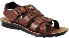 Bata Macho Brown Sandal For Men (code - Batamachobrownsandal)