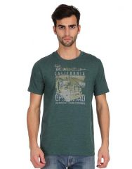 KcjZoom Green menz tshirt - (code - 4001)