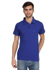 KcjZoom Rblue menz tshirt - (code - 4006)