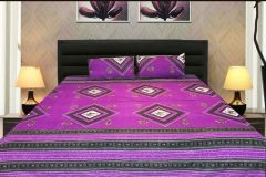 PANIPAT DOUBLE BED SHEET