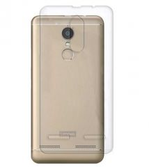 Tbz Transparent Tpu Slim Back Case Cover For Lenovo K6 Power