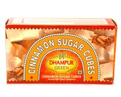 Dhampur Green Cinnamon Sugar Cubes 500gm