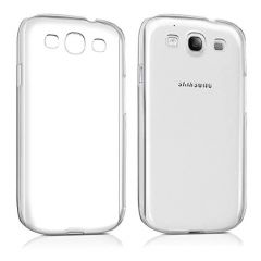 Hard Durable Transparent Protective Cover Crystal Case for Samsung Galaxy S3 / S3 Neo
