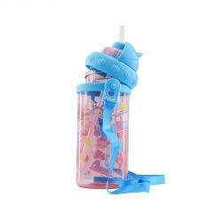 Smily Kiddos | Smily Sipper Water Bottle (Pink)