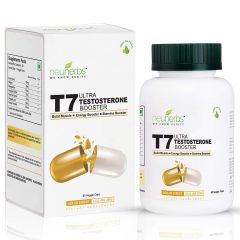 Neuherbs T7 Ultra Testosterone Booster - 60 capsules