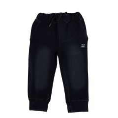 dcd3646ef14 Gusto Baby Boy s Black Denim Relaxed Jogger Pants (Code- J144 BLACK)