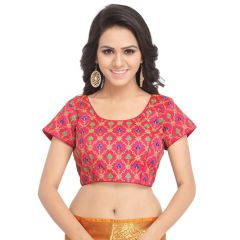 29e35e7218 ... Colored Designer Unstitched Dhupian Blouse With Kuch Embroidery And Mirror  Work Malti Blouse1. Rs. 999. Buy now · Fabric and Lace Women's Embroidery  ...