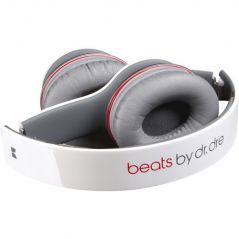 Shop or Gift OEM Monster Beats Dr. Dre Solo HD Headphones- White Online.
