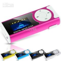 Shop or Gift Digital Mp3 Player with LCD Display & Led Torch Online.