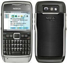 Used Nokia E71 Mobile Phone