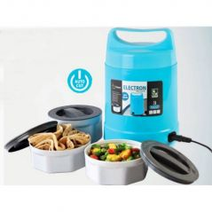 Shop or Gift Electron 3 Food Grade Container Electric Lunch Box Microwaveable Online.
