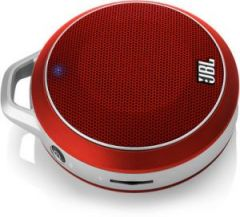 Shop or Gift Jbl Micro Wireless Portable Speaker Red Online.